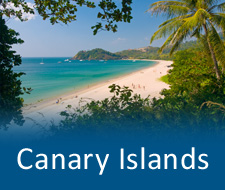 Holiday in Canary Islands