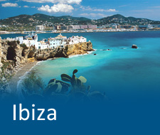 Holiday in ibiza