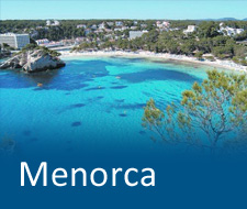 Holiday in menorca